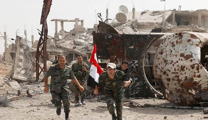هجوم جديد يطال الفرقة الرابعة واستخبارات الأسد في درعا ومصدر يكشف التفاصيل