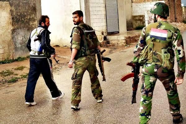 نظام الأسد يشن حملة اعتقالات واسعة في دمشق وريفها