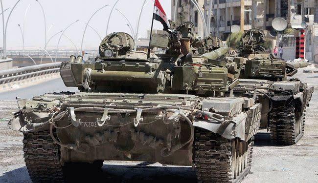 مقاتلات مجهولة تدمر رتلاً عسكرياً لنظام الأسد في منبج.. هذه التفاصيل