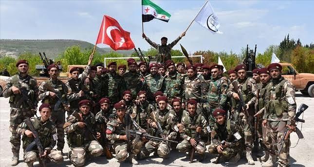 """الجيش الوطني يعلن توقيف عدد من عناصره المشاركين في عملية """"نبع السلام"""".. هذا جرمهم"""