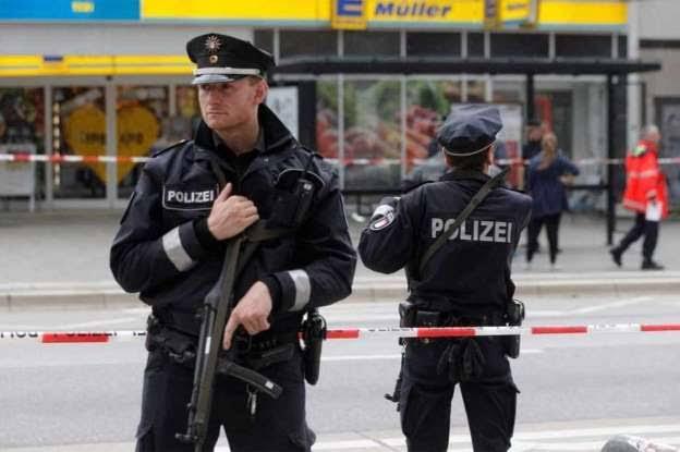 الشرطة الألمانية تلقي القبض على لاجئ سوري ارتكب جرماً صادماً