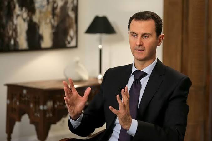 """بشار الأسد يهاجم الولايات المتحدة والرئيس """"ترامب"""" ويثير سخرية واسعة"""