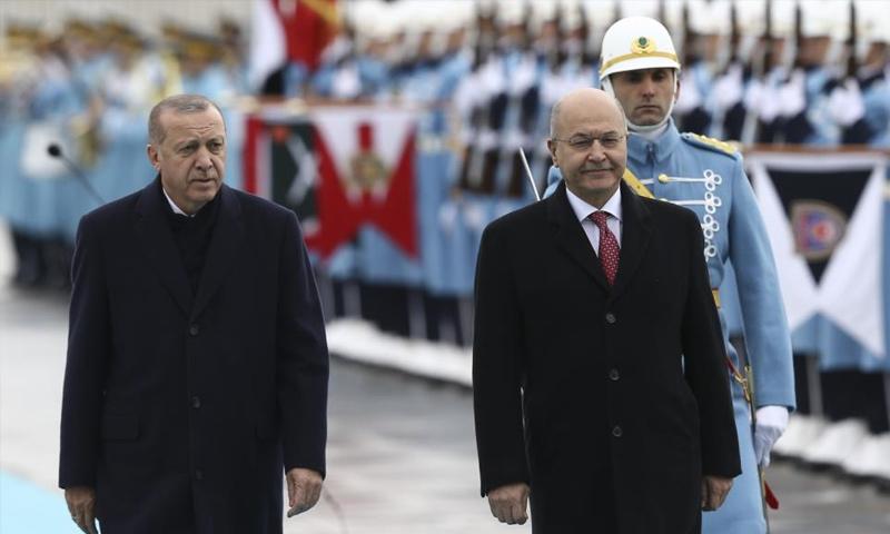 """""""أردوغان"""" يبرم اتفاقًا مع رئيس دولة عربية بشأن سوريا"""