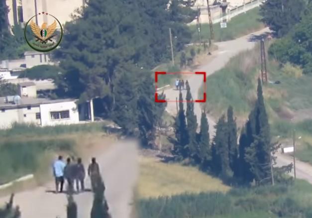 """بالفيديو.. المضادات النوعية لـ""""الجبهة الوطنية"""" تواصل طحن آليات """"جيش الأسد"""" وتفتك بعناصره في ريف حماة"""
