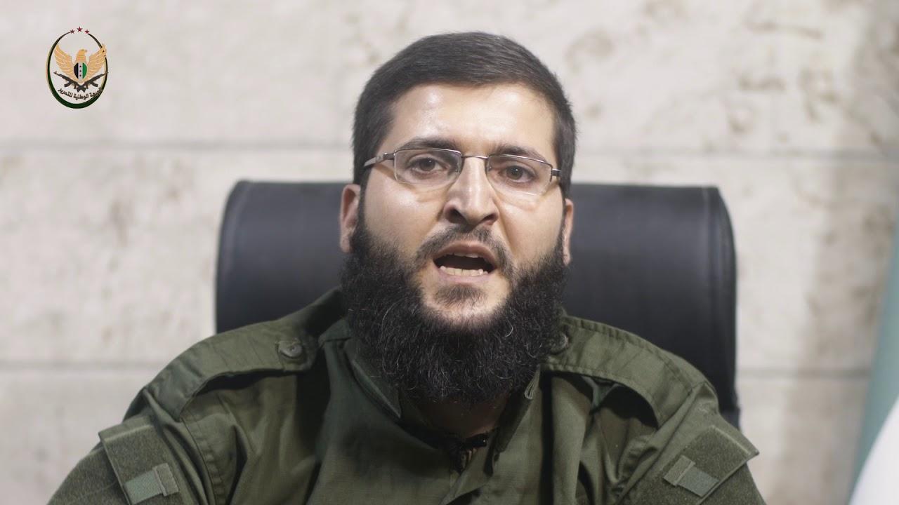 """بعد 100 يوم من المعارك.. قائد """"أحرار الشام"""" يوجه رسالة إلى السوريين في المناطق المحررة"""