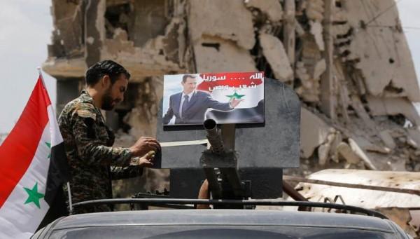 """تجدد العمليات العسكرية في درعا.. نسف سيارة لميليشيا """"حزب الله"""" وتصفية قيادي عائد لـ""""حضن الأسد"""""""