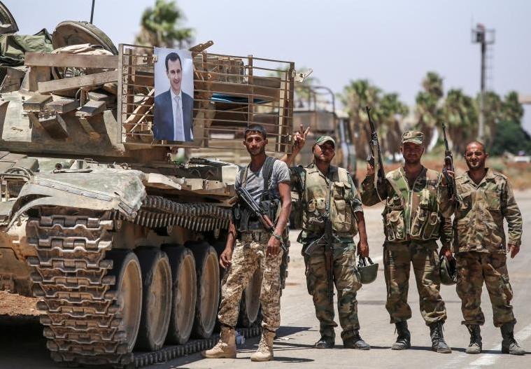 """تصنيف بأقوى الجيوش العربية لعام 2019.. تعرَّف على ترتيب """"قوات الأسد"""" (إنفوجرافيك)"""