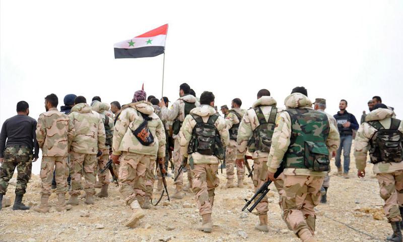 """تعميم مُسرَّب عن قيادة """"جيش الأسد"""": تشكيل فرق مجهزة بالأسلحة للقيام بحملة إبادة (صورة)"""