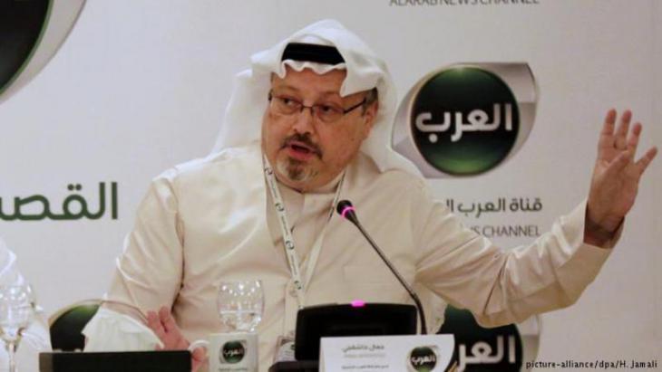 """ظهور فيديو لـ""""خاشقجي"""" يُفجِّر فيه مفاجأة مدوية: قابلت أمير قطر واتخذت هذا القرار"""
