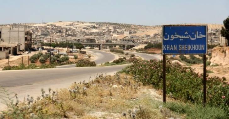 """مغارة غير عادية أنشأتها الفصائل في """"خان شيخون"""" تصدم ضباط """"جيش الأسد"""""""