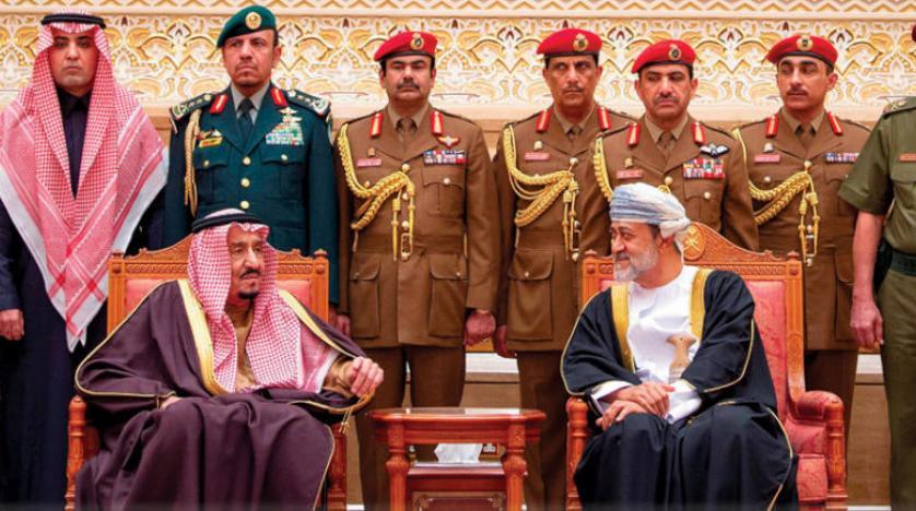 اجراء عاجل من السلطان هيثم بن طارق تجاه الملك سلمان.. بعد حدث أليم هزَّ السعودية