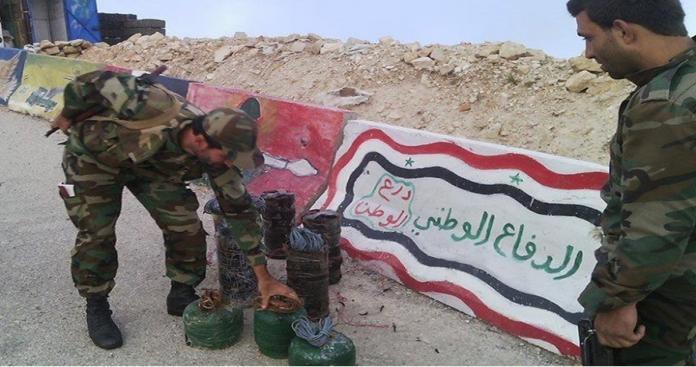 """حملة اعتقالات غامضة لـ""""قوات الأسد"""" ضد ميليشيات """"الدفاع الوطني"""" بدير الزور"""