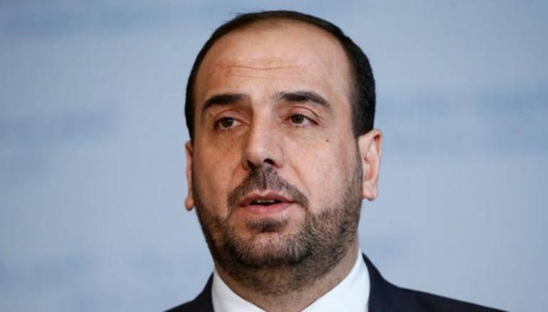 """نصر الحريري يرد على """"بوتين"""" بشأن اعتراف المعارضة بانتصار """"الأسد"""""""