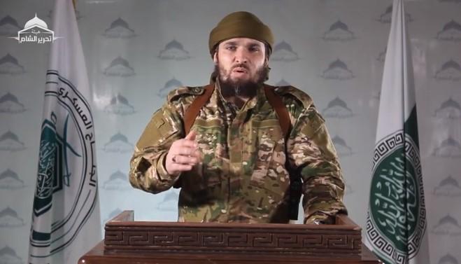 """رسائل نارية من الجناح العسكري لـ""""تحرير الشام"""" إلى روسيا و""""نظام الأسد"""".. وتوجيه مهم للفصائل (فيديو)"""