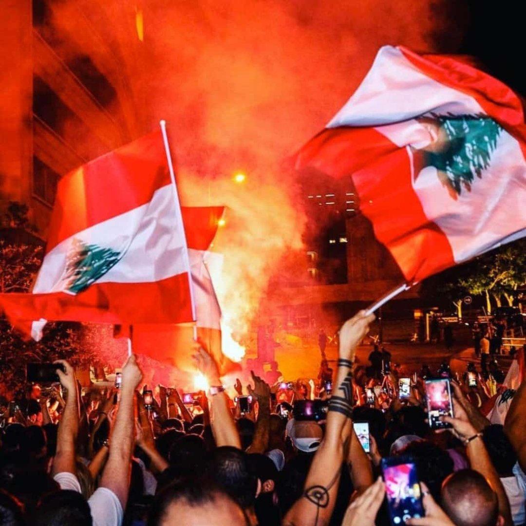 فيصل القاسم يكشف معلومة مثيرة عن الفنانات اللبنانيات المشاركات في الاحتجاجات الشعبية