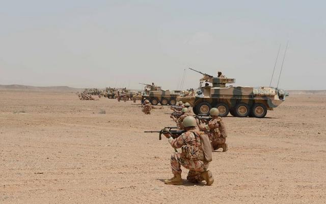 أمريكا تكشف سرًا عسكريًا عن سلطنة عمان