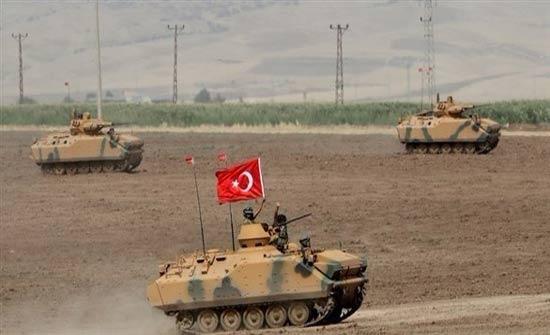 """تركيا تفجر مفاجأة بشأن عملية """"نبع السلام"""" في شرق الفرات.. تتعلق بـ""""نظام الأسد"""""""