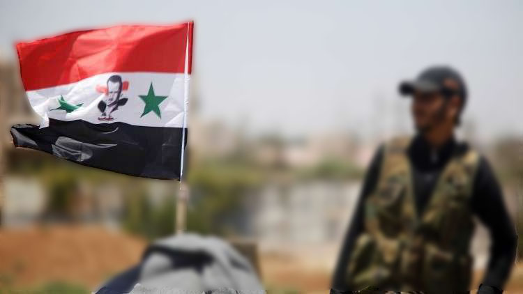 """فضيحة مدوية لـ""""نظام الأسد"""" على وكالته الإخبارية الرسمية (صورة)"""