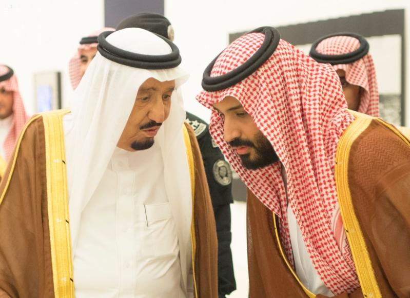"""مفاجأة.. أول ظهور لزوجة """"الملك سلمان"""" صاحبة الكلمة النافذة وأم محمد بن سلمان (صور)"""