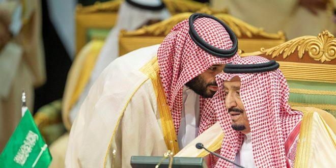 """""""رويترز"""" تكشف سر انفعال """"الملك سلمان"""" داخل قصره وعلاقته بولي العهد"""