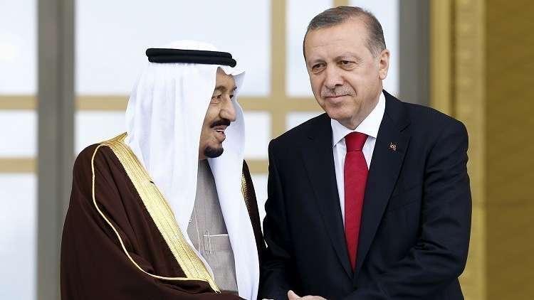 """طبول الحرب """"السعودية - التركية"""" تقرع.. خطوة تصعيدية من """"الملك سلمان"""" ضد """"أردوغان"""""""