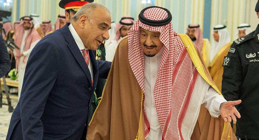 """بعد اتصال """"الملك سلمان"""".. رئيس وزراء العراق يعلن قرارًا مفاجئًا بشأن ميليشيا """"الحشد"""""""