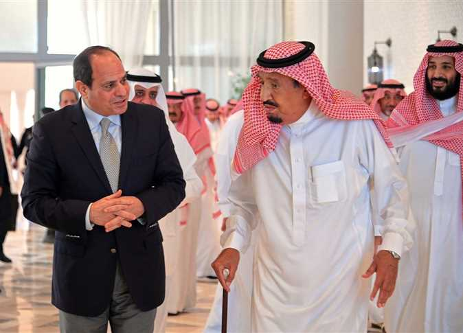"""بعد مظاهرات مصر.. رسالة عاجلة من """"الملك سلمان"""" ومحمد بن سلمان إلى """"السيسي"""""""