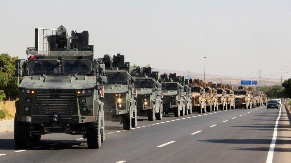 تحركات عسكرية شمال الرقة تنذر بمعركة وشيكة