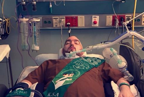 """في مفاجأة مذهلة.. أمير """"آل سعود"""" النائم منذ 14 عامًا يوجه رسالة لـ""""الملك سلمان"""" ومحمد بن سلمان (فيديو)"""