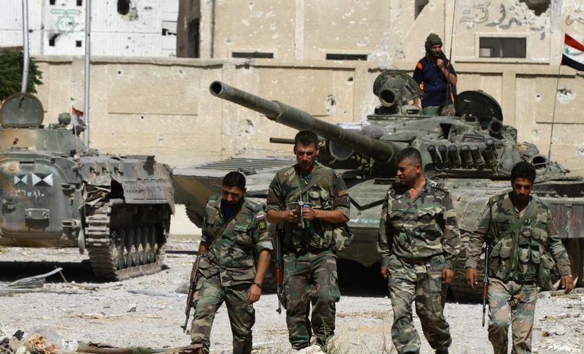 """""""رويترز"""" تكشف خطة """"نظام الأسد"""" ضد إدلب: تنفّيذ المرحلة الأولى في الساعات المقبلة"""
