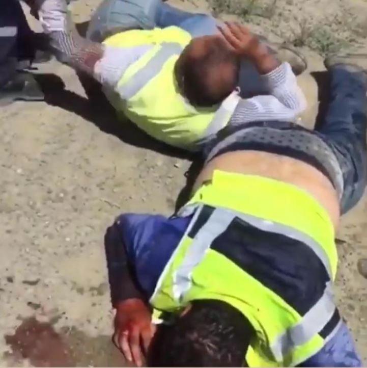 """""""علقة موت"""" لعمال أردنيين ولبنانيين في كازاخستان بسبب صورة فتاة.. وكشف آخر التطورات (فيديو)"""
