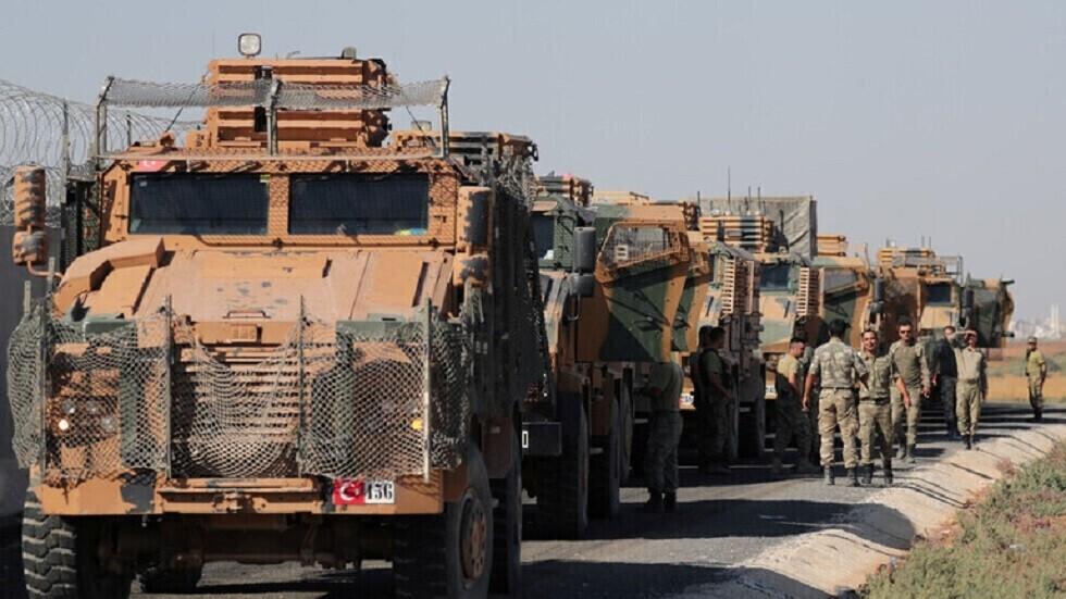 بعد اتفاق رباعي الناتو بشأن سوريا.. أول تحركات عسكرية للجيش التركي في إدلب