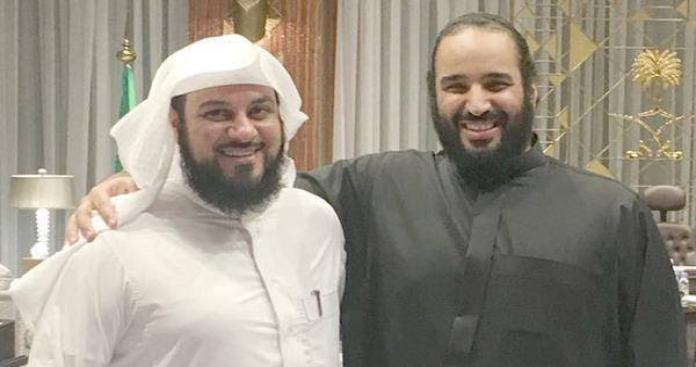 بعد اختفائه الغامض.. الداعية محمد العريفي يظهر في مكان مفاجئ والناس تحتشد حوله (صورة)