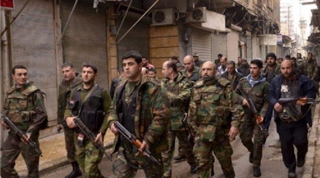 ميليشيات الشبيحة تنقلب على نظام الأسد في حلب