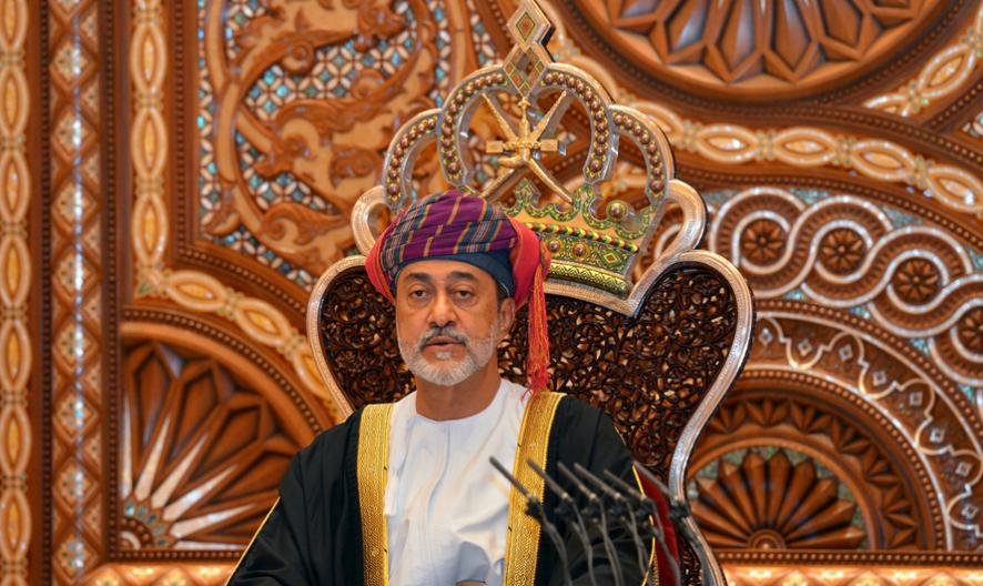 توجيه عاجل من السلطان هيثم بن طارق بشأن السلطان قابوس والعمامة السعيدية والخنجر