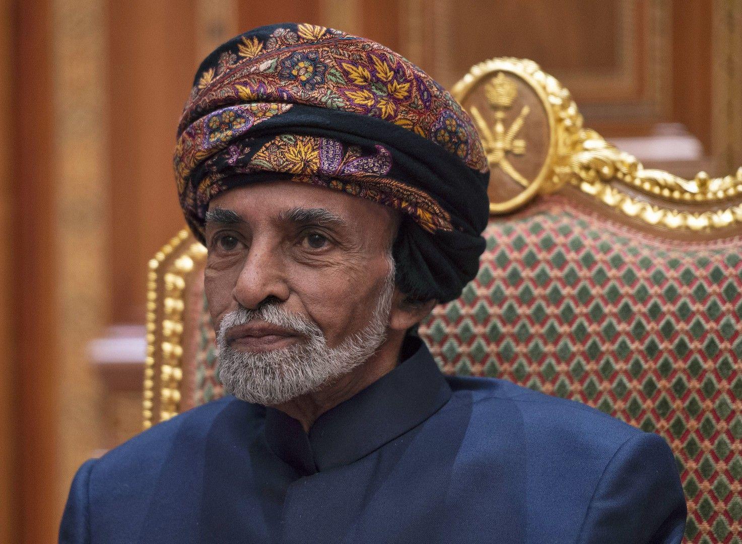 """بعد زيارة """"بن سلمان"""" إلى عمان.. قرار عاجل لـ""""السلطان قابوس"""" يصدم إيران"""
