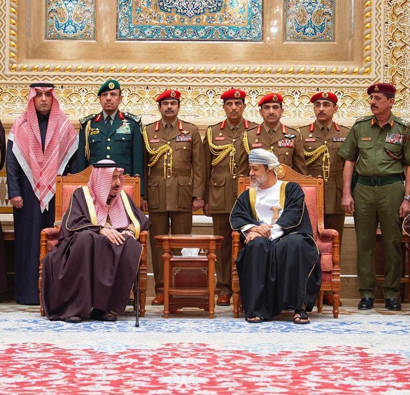 مصير صادم لمبادرة السلطان هيثم بن طارق بين السعودية وقطر