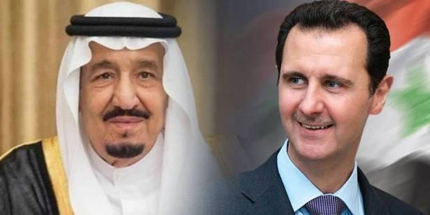 نظام الأسد يتحدث عن عودة العلاقات مع السعودية