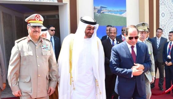 """""""لوموند"""" تفجر مفاجأة: ثاني أقوى جيش عربي ينقلب على """"السيسي"""" """"وبن زايد"""" ويدعم تركيا"""