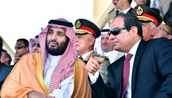"""مقاول الجيش المصري الهارب يفجر مفاجأة ستحدث مع محمد بن سلمان بعد عزل """"السيسي"""""""