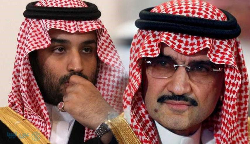 """بعد سجنه بـ""""الريتز"""".. محمد بن سلمان اتخذ قرارًا مفاجئًا بشأن ثروة الوليد بن طلال"""