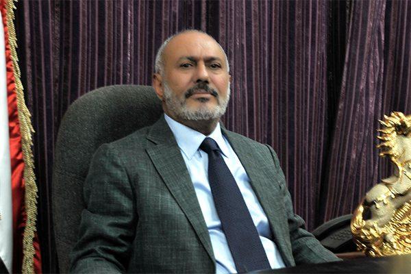 """بعد شهور من مقتله.. """"علي عبد الله صالح"""" يظهر من جديد (صور)"""