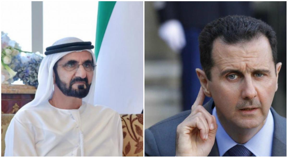 رد فعل غير متوقع من مستشار ابن زيد على زيارة وفد إماراتي لنظام الأسد