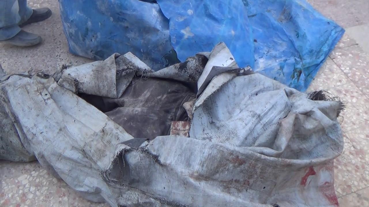 العثور على 4 جثث مقتولة شمالي إدلب.. وجدت رسالة مكتوبة فوق رؤسهم (صورة)