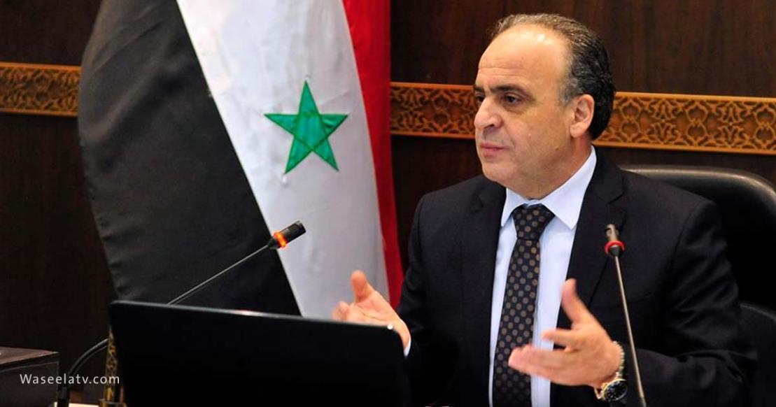 """لأول مرة.. رئيس """"حكومة الأسد"""" يعترف بانهيار الليرة السورية ويشرح الأسباب"""