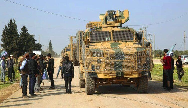 صحيفة روسية: شيء غريب ظهر بعد استهداف القوات التركية على الـM4 قرب إدلب