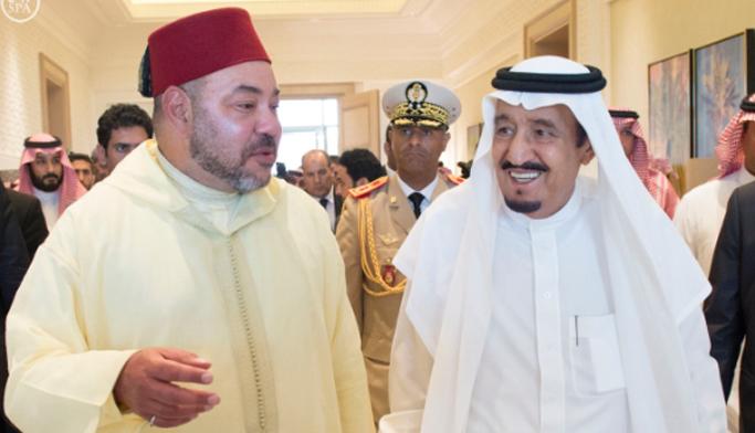 بعد رسالة الملك محمد السادس إلى الملك سلمان.. بيان ناري من المغرب بشأن ما يحدث