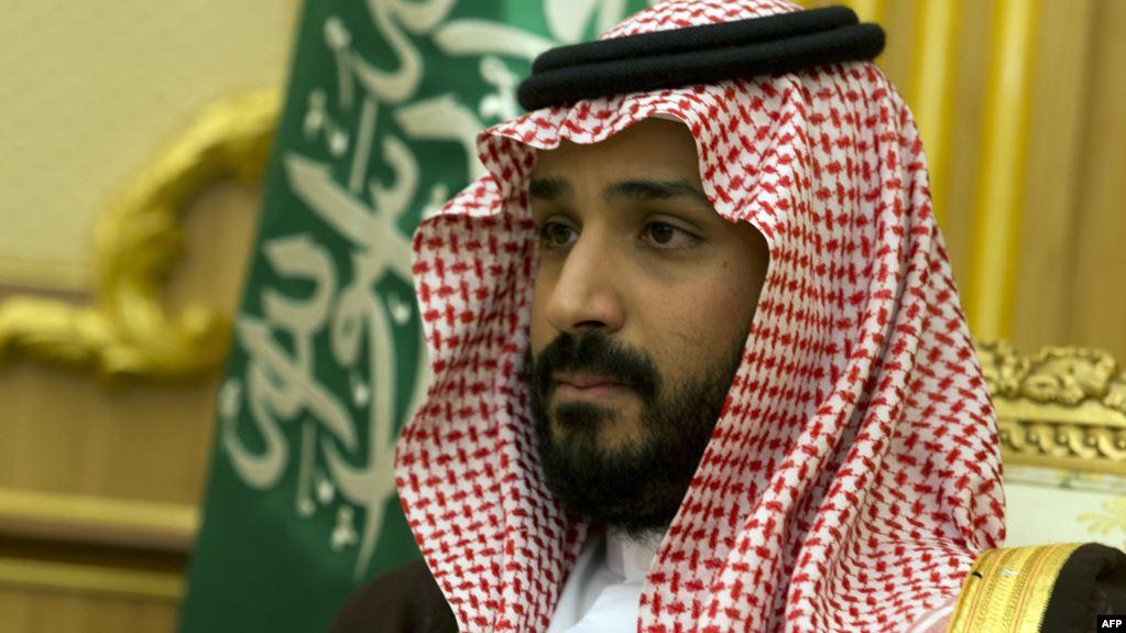 لأول مرة.. محمد بن سلمان يبكي بسبب حادثة صادمة هزت القصر الملكي السعودي (صور)