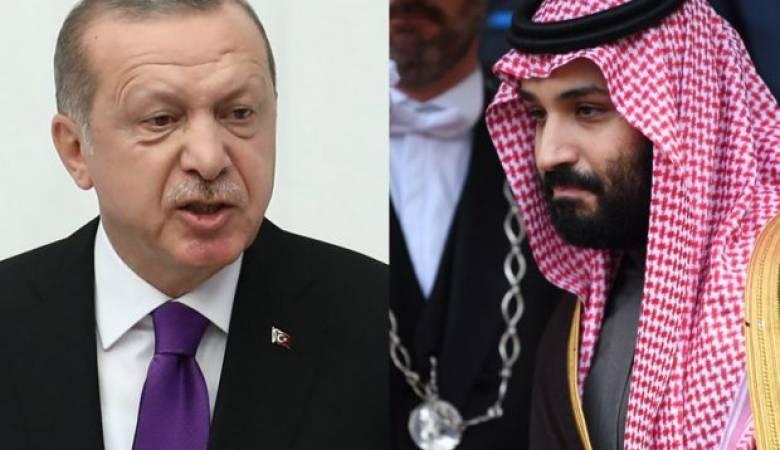 """مصادر استخباراتية تكشف خطة محمد بن سلمان المفاجئة لـ""""أردوغان"""".. مواجهة الزعماء اشتعلت"""