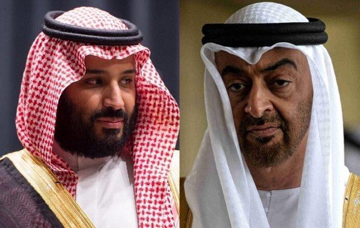 """رسالة عاجلة من مستشار """"ابن زايد"""" إلى محمد بن سلمان بشأن قطر"""
